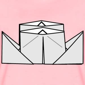 Origami Boat Hoodie by Paper Boat T Shirts Spreadshirt
