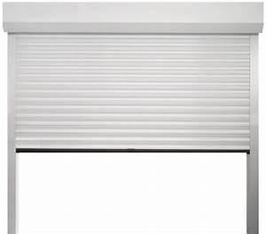 Porte De Garage Sur Mesure Pas Cher : conception de porte de garage enroulable pas cher sur ~ Edinachiropracticcenter.com Idées de Décoration