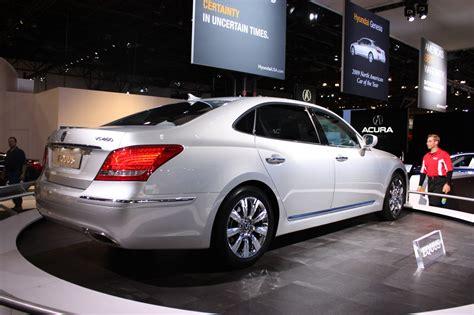New Hyundai Equus by 2009 New York International Auto Show Hyundai Equus