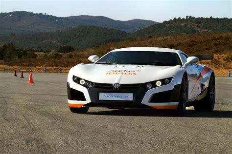 2013 Applus+Idiada Volar-E | Top Speed