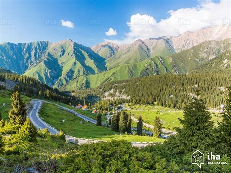 Almaty rentals for your holidays with IHA direct