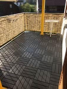 Ikea Balkon Fliesen : ikea deck tiles patio pick me up pinterest decking ~ Michelbontemps.com Haus und Dekorationen