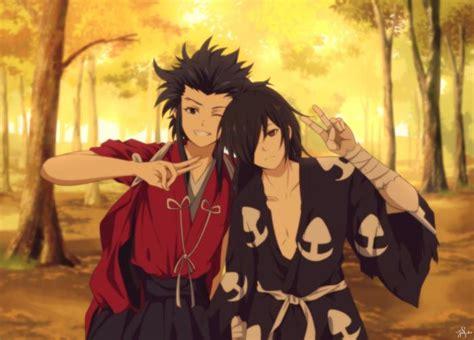 descargar fondo de pantalla hyakkimaru tahomaru amigos hd