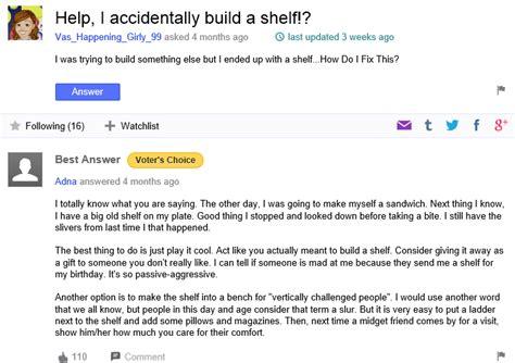 Help I Accidentally Build A Shelf Meme - help