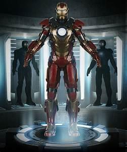 IRON MAN 3 Armor Photos Revealed! Heartbreaker, Igor ...
