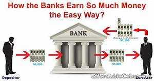 Top 8 Easy Ways Banks Earn Money The Most