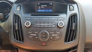 How To Remove Radio    Cd Player From Ford Focus 2016 For