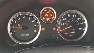 Nissan Sentra Altima P0500 Speedometer Quits Working