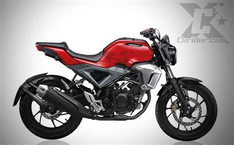 Modifikasi Motor Cb150r Streetfire by Modifikasi Honda Cb150r Streetfire Jadi Cb150r Exmotion
