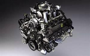 Ford Rolls Final 4 6-liter V8 Off Assembly Line