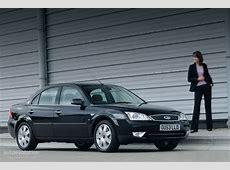 FORD Mondeo Sedan specs 2003, 2004, 2005 autoevolution