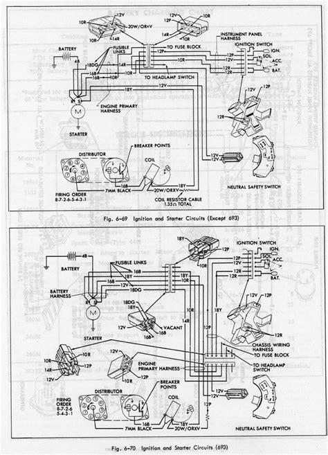 Ignition Diagram Geralds Cadillac Eldorado Seville