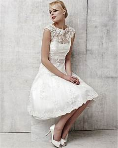 vintage white lace bridal dresses short wedding dress 2015 With elegant short wedding dresses