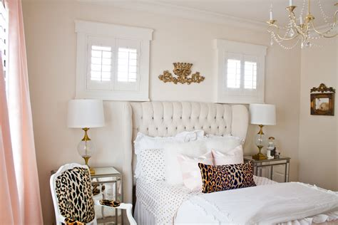 cool inspirations black gold  pink teen bedroom white