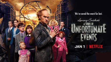 A Series of Unfortunate Events TV Show on Netflix: Season ...