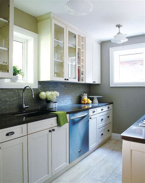 small galley kitchen popular kitchen layouts and how to use them space 2342