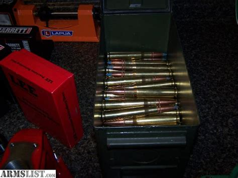50 Bmg Kit by Armslist For Sale 50 Bmg Reloading Kit Ammo