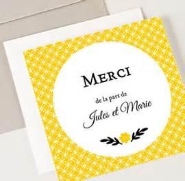 carte remerciement mariage pas cher carte remerciement mariage pas cher personnalisé carteland