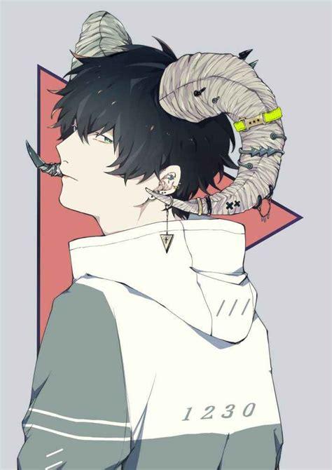 Aesthetic Anime Boy Pfp 5