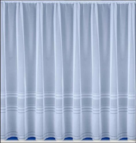 Drapes Sizes - hudson white net curtain panel many sizes available