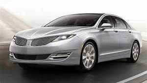 2016 Lincoln Mkz - Overview
