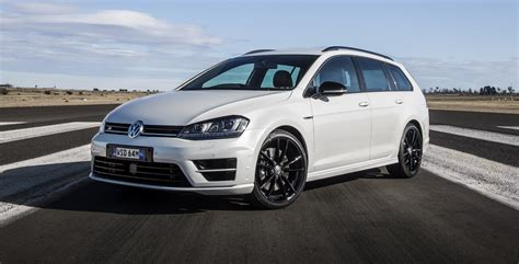 Review Volkswagen Golf by 2016 Volkswagen Golf R Wagon Review Caradvice