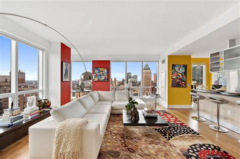 Beautiful Dazzling Apartment Design Ideas In New York