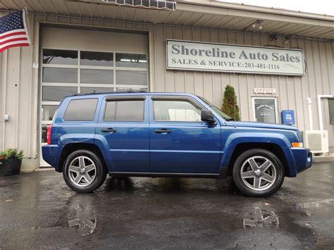 jeep patriot shoreline auto sales