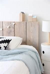 Tete De Lit Bois Ikea : des palettes dans la chambre cocon d co vie nomade ~ Preciouscoupons.com Idées de Décoration