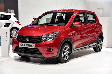 Suzuki's New Celerio City Car From £7,999 In The Uk