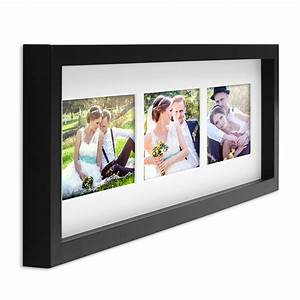 Bilder Mit Rahmen Modern : fotocollage bilderrahmen modern schwarz mdf objektrahmen ~ Michelbontemps.com Haus und Dekorationen