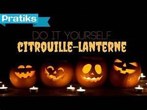 Comment Faire Une Citrouille Pour Halloween : comment faire une citrouille lumineuse pour halloween jack o 39 lantern youtube ~ Voncanada.com Idées de Décoration