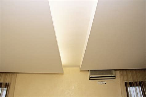 Controsoffitto Con Veletta by Controsoffitto In Cartongesso Dgcolor