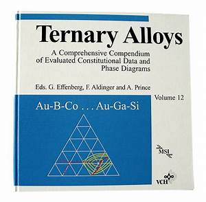 Msi Publishing - Ternary Alloys Series