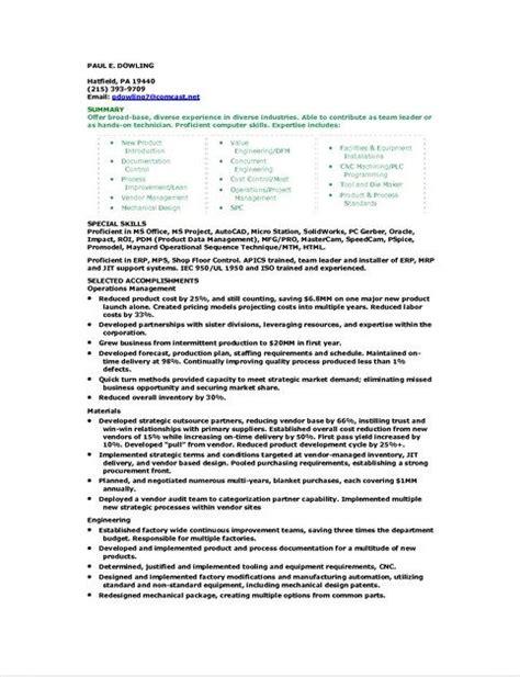 7 best resume computer skills images on sle