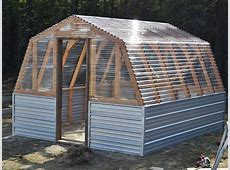DIY Greenhouses Squat the Planet