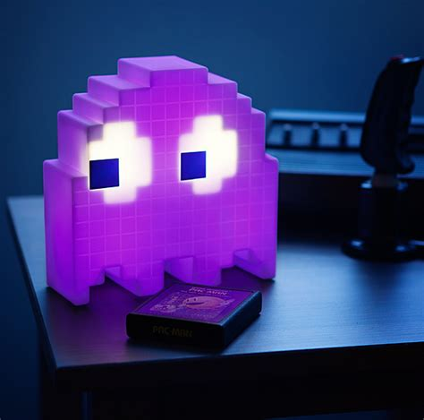 pac ghost light light up your with a pac ghost decor