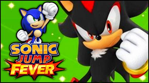 Sonic Jump Fever  Unlock Shadow The Hedgehog! (Halloween