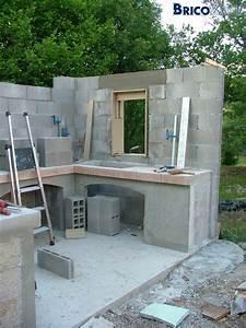 construire sa cuisine d ete idees de decoration With idee deco exterieur maison 8 construire sa cuisine exterieure tous nos conseils avant
