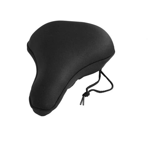 gel saddle universal drawstring fitting covers cyclestore bicycle