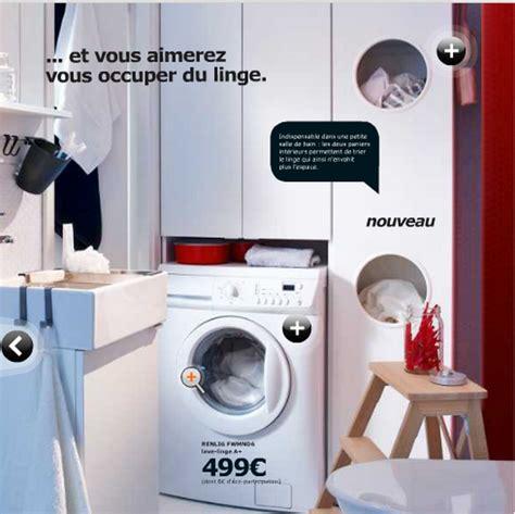 Meuble Pour Machine à Laver Et Seche Linge by Buanderie Salle De Bain Ikea Home Buanderie Laundry