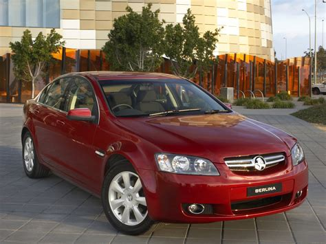 Holden VE Commodore Berlina (2006) - picture 4 of 23 - 800x600