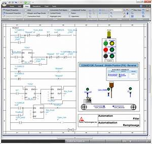 Plc Ladder Logic  Automation Studio U2122