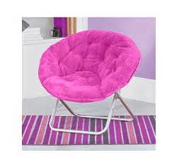 Mainstays Faux Fur Saucer Chair Colors by Smart Use Of Pink Color For A Tiny Home Big