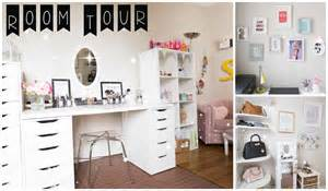 Amenagement Bureau Maison Ikea by Room Tour Rangement Makeup Id 233 Es D 233 Co Diy Youtube