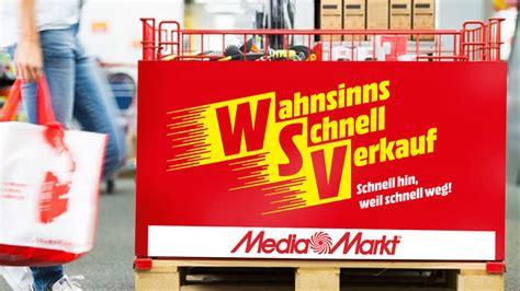 sensationell rabiat reduziert wahnsinns schnell verkauf im mediamarkt mannheim sandhofen