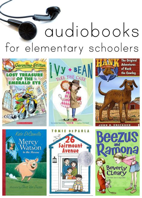 everyday reading 10 audiobooks for elementary schoolers 390 | Audiobooks for Preschoolers