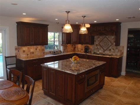 Updated Kitchens Ideas - insurance fire water restorations kitchen remodel in fort myers florida