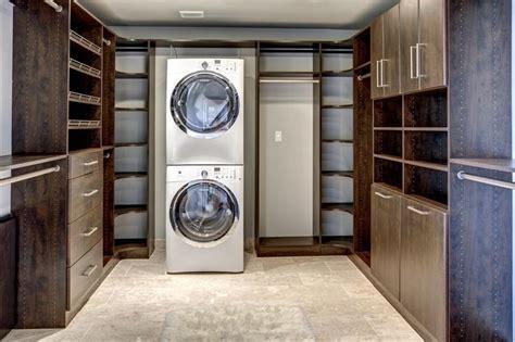 25 best ideas about washer dryer closet on