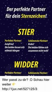 Sternzeichen Wer Passt Zu Jungfrau : der perfekte partner fur dein sternzeichen stier perfekter partner schlimmster partner jungfrau ~ Indierocktalk.com Haus und Dekorationen